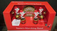 2016 Mr Christmas Santa's Marching Band Musical Christmas Decoration 35 Songs