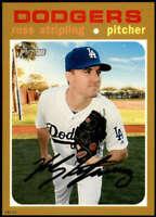 Ross Stripling 2020 Topps Heritage 5x7 Gold #125 /10 Dodgers