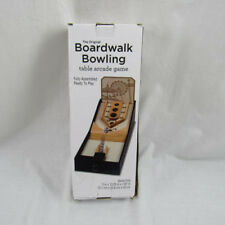 The Original Boardwalk Bowling table arcade game Wood