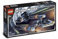 NEW Lego Star Wars 7262 TIE Fighter and Y-wing (TRU exclusive re-release) SEALED