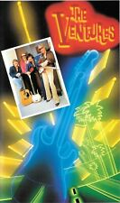 The Ventures Live (1981) Japanese only Vhs w/ dvdr copy