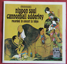 CANNONBALL ADDERLEY  CD NIPPON SOUL  RECORDED LIVE IN TOKYO
