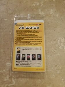 AR Cards 3DS (Sealed)