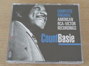 Count Basie - Complete Original American RCA Victor Recordings - 3 CD Box Set