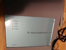 1 Telekom T-Sinus 154 DSL Basic mit Stromkabel