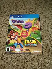 Spyro Crash Remastered Bundle - Spyro Reignited Trilogy and Crash Bandicoot New