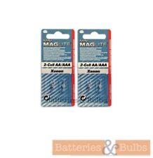 MagLite Mini Mag AA Bulbs 2 Each - Lm2a001