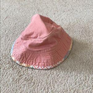 Baby GAP Pink Bucket Hat