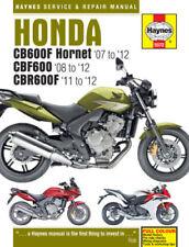 CB Haynes Motorcycle Owner & Operator Manuals