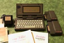 ATARI PC Folio o Portfolio, tastiera italiana! + accessori.