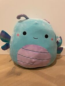 """Heather the Dragonfly 16"""" Squishmallow Plush Toy BNWT!! New!!"""