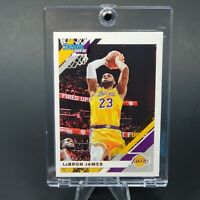 Lebron James DONRUSS LOS ANGELES LAKERS -INVESTMENT -MINT
