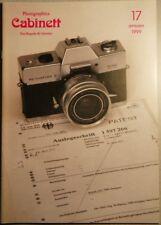 Photographica Cabinett 17 KodakRetinaflex Compass Retina IIc Quecksilberbatterie
