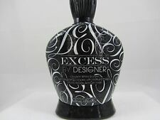 DESIGNER SKIN EXCESS CLEAR WHITE DHA BRONZER TANNING LOTION