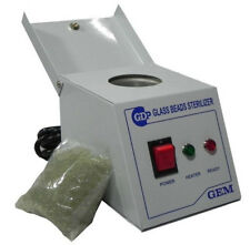 Brand New Gdp Glass Bead Sterilizer Heater Zem Dental Instrument