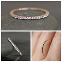 les femmes engagement charme crystal mariage des bijoux la bague de diamant