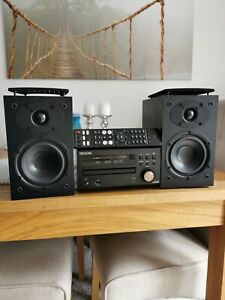 Denon RCD - M39 DAB With Speakers