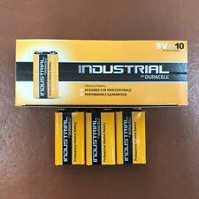 3 Duracell 9V PP3 Industrial Procell Batteries Smoke Alarm LR22 6LR61 MN1604