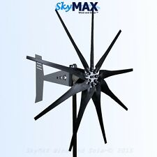 Missouri General Freedom II 9 blade 24 volt 2000 watt max wind turbine