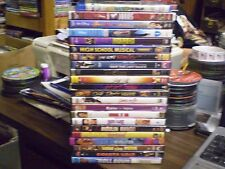 (22) Music Dance DVD Lot: (2) Dirty Dancing  (2) Step Up  Pitch Perfect  Chicago