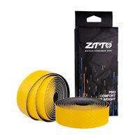 1pair ZTTO Road Bike Bar Tape sharp purple Handlebar tapes shine dazzle color