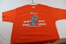 """Mexico T shirt """"El pasado se hace presente"""" ONE SIZE (looks medium)"""