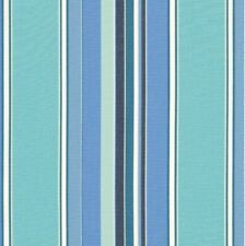 SUNBRELLA INDOOR OUTDOOR  STRIPED UPHOLSTERY FABRIC DOLCE OASIS BY THE YARD