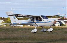 Jabiru J-170 Australian Ultralight Light-Sport Aircraft Desktop Wood Model Small