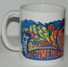 JIMI HENDRIX - 11oz MUG FEATURING ORIGINAL REPRISE RECORDS AD FOR 'BOLD AS LOVE'