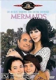 MERMAIDS starring Cher (DVD, 2004)