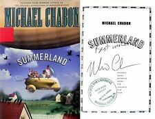 Michael Chabon~SIGNED~Summerland~1st/1st HC