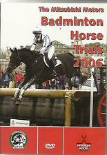 BADMINTON HORSE TRIALS 2006 THE MITSUBISHI MOTORS DVD