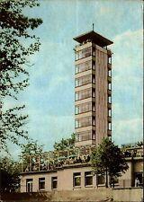 BERLIN Ost Hauptstadt DDR Postkarte 1965 Müggelturm mit Gaststätte am Müggelsee