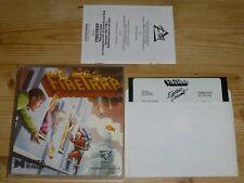Firetrap-Disk Version-Commodore 64 (c64)