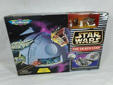 Star Wars Micro Machines The Death Star Playset Galoob Toys 1997 Aus Seller
