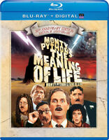 MONTY PYTHON S - THE MEANING OF LIFE (30TH ANNIVERSARY EDITION) (BLU-R (BLU-RAY)
