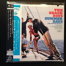 Summer Days (And Summer Nights!!) by The Beach Boys (CD, Dec-2014)