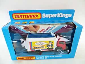 MATCHBOX SUPERKINGS K88 'MONEY-BOX SECURITY FORD TRUCK/LORRY'. MIB/BOXED
