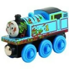 Wooden Mud-Covered Thomas/New in Box/2008