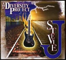 The  Diversity Project [Digipak] by Stevie J. (CD, 2010, 2 Discs, Blue Skunk...