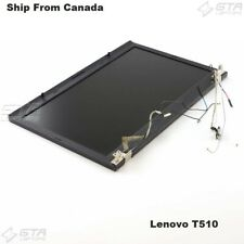 "Lenovo ThinkPad T510 Laptop 15.6"" LCD Screen Assembly With Frame"