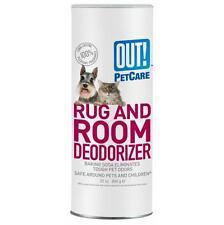 Out! Petcare -CAT, DOG RUG & ROOM DEODORIZER - CARPET POWDER 905ml