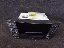 X111-38* Mercedes W211 E Klasse Original Audio CD Radio Audio20 A2118209889