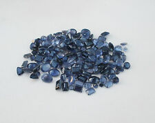 Iolite Natural Gem Mix Loose Faceted Parcel Lot over 100 carats