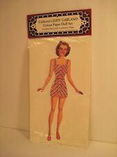 Judy Garland Celebrity Paper Dolls