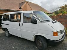 VW T4 2.4L CAMPER PROJECT 17662 MILES LHD 1992