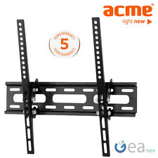 ACME MT104S support mural Tv pour LCD LED PLASMA inclinable Samsung Sony Lg