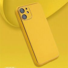 For Apple iPhone 11 Pro Max SLIM Luxury Leather Back Ultra Thin 4in1 Case Cover