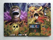 Steelbook - One Piece Pirate Warriors 3 - Format DVD - PS3 - Sans jeu