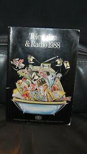 Television & Radio 1988 IBA Yearbook of Independent Broadcasting
